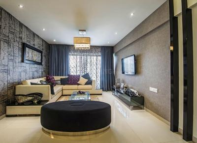 Gallery Cover Image of 1335 Sq.ft 3 BHK Apartment for buy in Runwal Garden City Dahlia, Thane West for 17000000