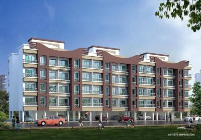 Gallery Cover Image of 550 Sq.ft 1 BHK Apartment for buy in New Panvel East for 3300000