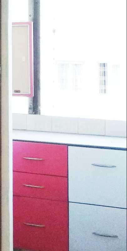 Kitchen Image of 462 Sq.ft 1 BHK Apartment for buy in Ambedkar Colony for 1599000