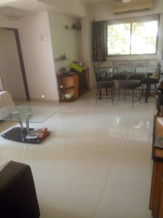 Living Room Image of 600 Sq.ft 1 BHK Apartment for rent in Andheri West for 35000