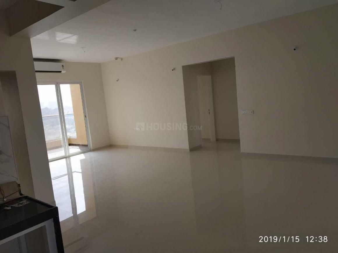 Living Room Image of 1700 Sq.ft 3 BHK Apartment for rent in Mohammed Wadi for 25000