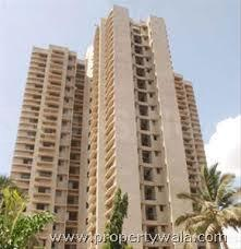 Building Image of 835 Sq.ft 2 BHK Apartment for rent in Kasarvadavali, Thane West for 20000