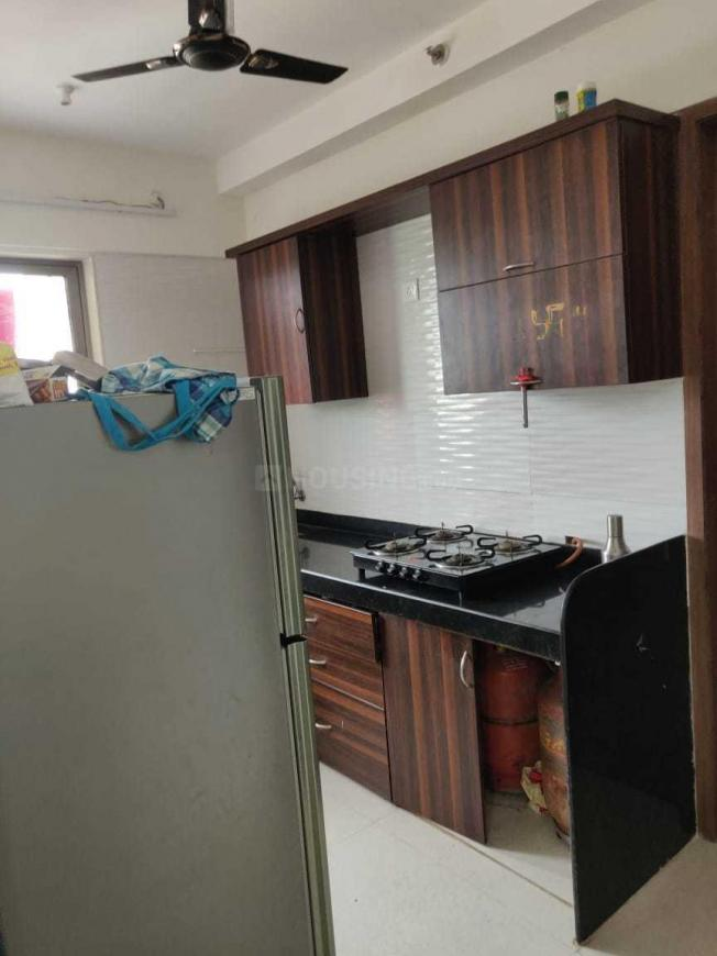 Kitchen Image of 550 Sq.ft 1 BHK Apartment for rent in New Panvel East for 10000