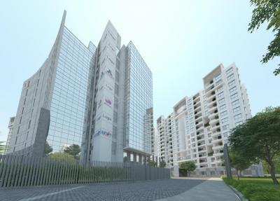 Gallery Cover Image of 1395 Sq.ft 3 BHK Apartment for buy in Electronic City for 7200000