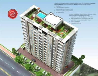 Gallery Cover Image of 1310 Sq.ft 3 BHK Apartment for buy in Jagatpura for 4500000