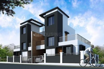 Gallery Cover Image of 1500 Sq.ft 3 BHK Independent House for buy in Lohegaon for 5000000