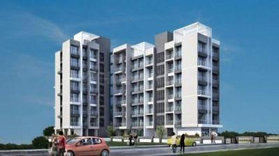 Gallery Cover Image of 655 Sq.ft 1 BHK Apartment for buy in Platinum Palazzo, Kamothe for 5300000