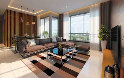 Gallery Cover Image of 1688 Sq.ft 3 BHK Apartment for buy in Kolte Patil Centria, NIBM  for 9700000
