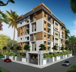 Gallery Cover Image of 530 Sq.ft 1 BHK Apartment for buy in Bhawrasla for 1130000