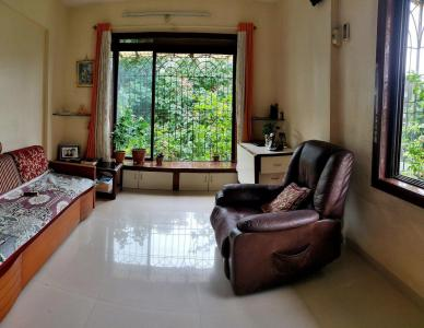 Gallery Cover Image of 715 Sq.ft 1 BHK Apartment for rent in Thane West for 29000