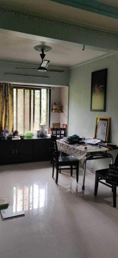 Living Room Image of 645 Sq.ft 1 BHK Apartment for rent in Nerul for 25000