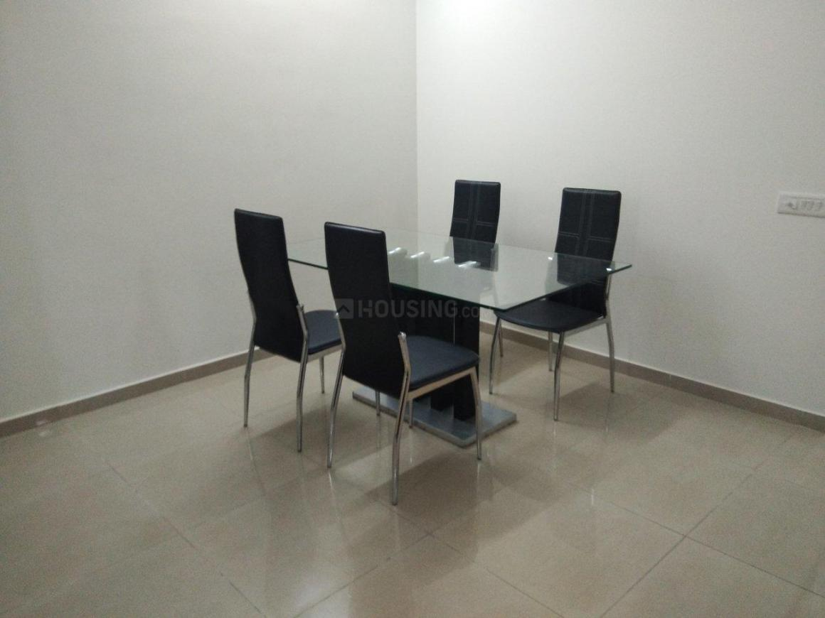 Living Room Image of 1200 Sq.ft 3 BHK Apartment for rent in Bychapura for 19100
