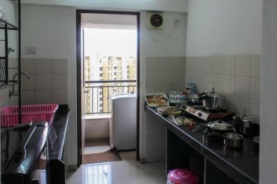 पीजी 4643032 मुंबरा इन मुंबरा के किचन की तस्वीर
