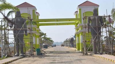 2205 Sq.ft Residential Plot for Sale in Manikonda, Hyderabad
