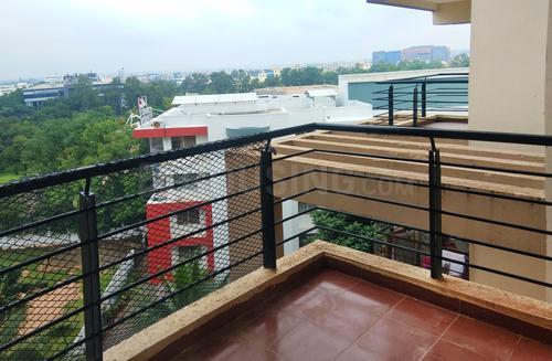 Balcony Image of Knight Bridge Apartment, A-808 in Marathahalli