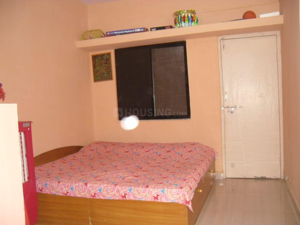 Bedroom Image of 800 Sq.ft 2 BHK Independent House for buy in Pathardi Phata for 3500000
