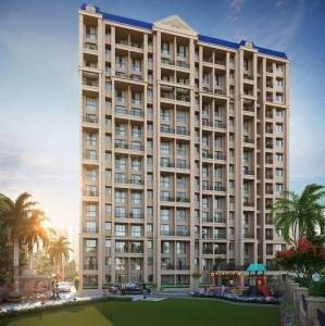 Gallery Cover Image of 562 Sq.ft 1 BHK Apartment for buy in Prince Avenue, Kalyan West for 2772000