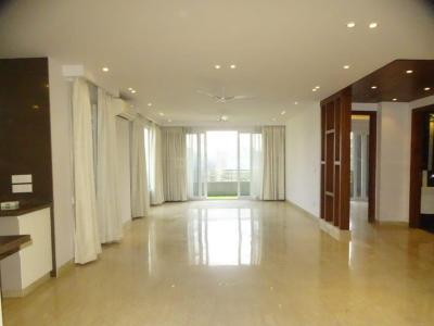 Gallery Cover Image of 2700 Sq.ft 3 BHK Independent Floor for rent in Defence Colony for 250000