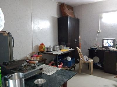 Kitchen Image of Carewell PG in Sector 7 Dwarka