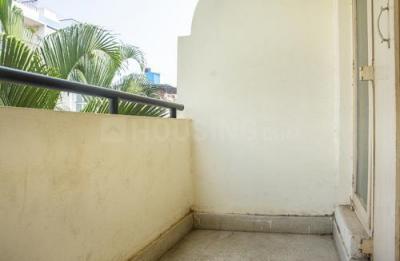 Balcony Image of Flat 203, Sapthagiri Apartment in Ejipura