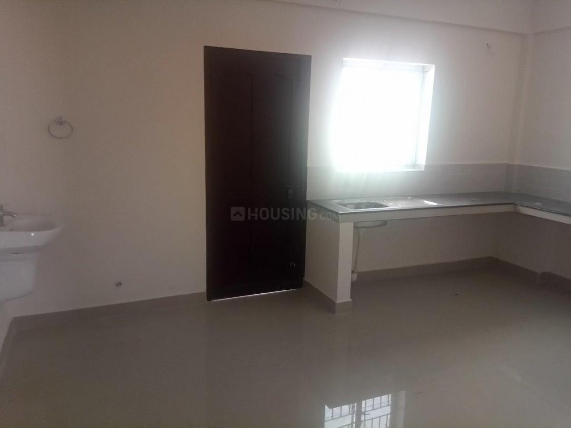 Kitchen Image of 840 Sq.ft 1 BHK Apartment for buy in Kovalam for 2800000