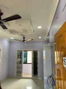 Gallery Cover Image of 650 Sq.ft 1 BHK Apartment for rent in Moni Haritha Garden, Selaiyur for 7200