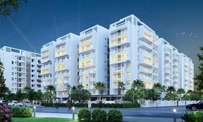 Building Image of 1625 Sq.ft 3 BHK Apartment for buy in Bandlaguda Jagir for 7798375