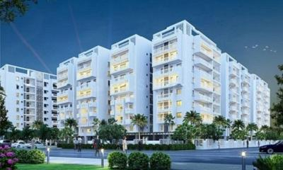 Gallery Cover Image of 1625 Sq.ft 3 BHK Apartment for buy in Bandlaguda Jagir for 7798375