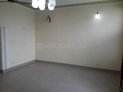 Gallery Cover Image of 900 Sq.ft 3 BHK Independent Floor for rent in Chhattarpur for 14000