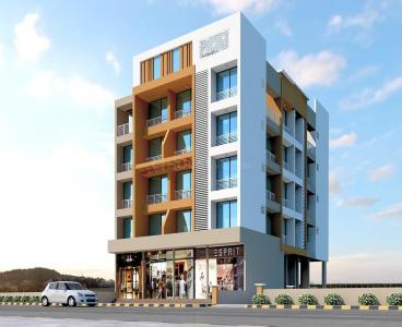 Gallery Cover Image of 500 Sq.ft 1 BHK Apartment for buy in Sankalp, Kamothe for 4100000