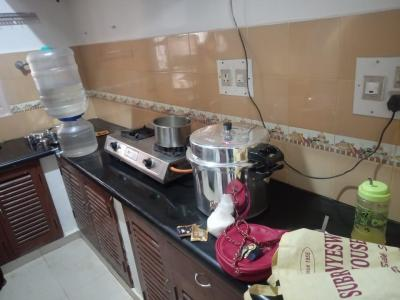 Kitchen Image of Shoba Womens PG in Jayanagar South