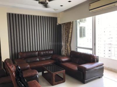 Gallery Cover Image of 1900 Sq.ft 3 BHK Apartment for rent in Tata Housing Avenida, New Town for 40000