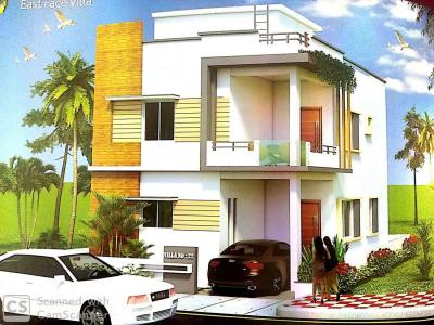 Gallery Cover Image of 2006 Sq.ft 3 BHK Villa for buy in Bhavnas GLC Cribs, Bachupally for 7800000