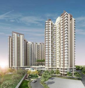 Gallery Cover Image of 1084 Sq.ft 2 BHK Apartment for buy in Wakad for 7348214