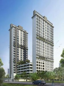 Gallery Cover Image of 1200 Sq.ft 2 BHK Apartment for buy in Malad West for 19800000