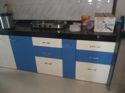 Gallery Cover Image of 700 Sq.ft 1 BHK Apartment for rent in Ghansoli for 18000