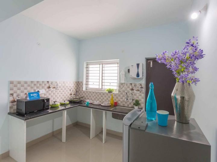 Kitchen Image of Zolo Cyberwiz in Gachibowli