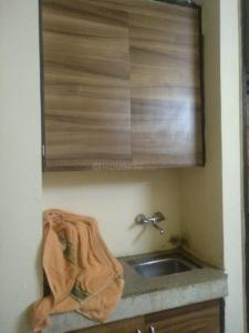 Kitchen Image of Pardeep PG in DLF Phase 3