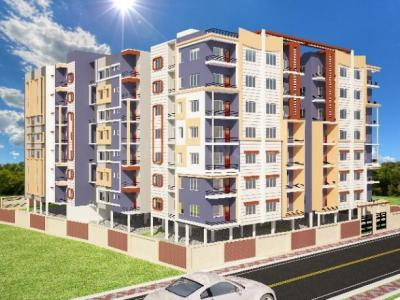 Gallery Cover Image of 730 Sq.ft 2 BHK Apartment for buy in Bidhannagar for 1550000