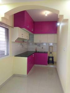 Gallery Cover Image of 1000 Sq.ft 1 BHK Independent Floor for rent in Hebbal Kempapura for 11500