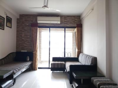 Gallery Cover Image of 1152 Sq.ft 2 BHK Apartment for rent in Satellite for 25000