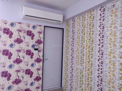 Bedroom Image of Krishani Accommodation in Bodakdev