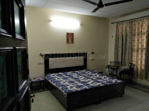 Bedroom Image of 650 Sq.ft 1 BHK Apartment for buy in Kharadi for 4300000