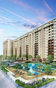 Gallery Cover Image of 1100 Sq.ft 3 BHK Apartment for buy in Mallasandra for 6400000