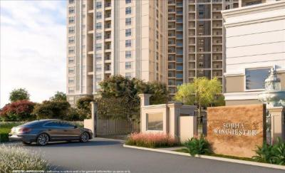 Gallery Cover Image of 2816 Sq.ft 3 BHK Apartment for buy in Sobha Winchester, Keelakattalai for 20556800