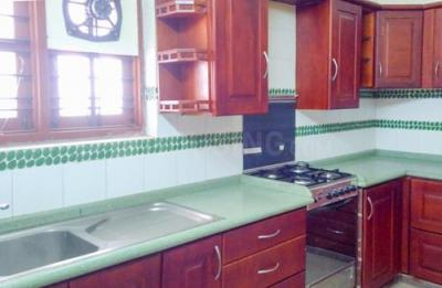 Kitchen Image of Jeswanth Nilaya in Marathahalli