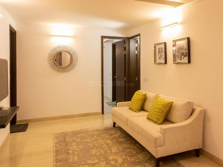 Hall Image of 1851 Sq.ft 3 BHK Apartment for buy in Casagrand Olympus, Jeth Nagar for 32500000