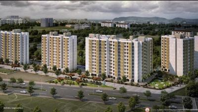 Gallery Cover Image of 496 Sq.ft 1 BHK Apartment for buy in Talegaon Dabhade for 2330000