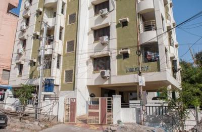 Project Images Image of 3bhk (302) In Navaneeth Apartment in SriNagar Colony