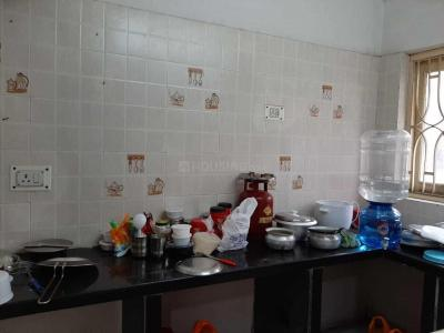Kitchen Image of Sweet Home PG in New Town